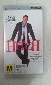 Will Smith is Hitch (UMD-Movie)  PSP