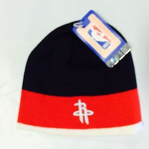 Image is loading Houston-Rockets-Knit-Beanie-Toque-Skull-Cap-Winter- d0d1aac5988