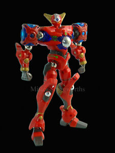 Nouveau Takara Micronauts Microman 013 Magne Powers Figurine Ace Robot Man Moc 4904880066469