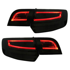 led lightbar r ckleuchten audi a3 8p sportback bj 03 08. Black Bedroom Furniture Sets. Home Design Ideas