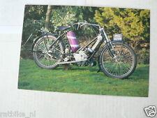 MD 4299 SCOTT MOTORCYCLE OLDTIMER CLASSIC BIKE ORIGINAL POSTCARD