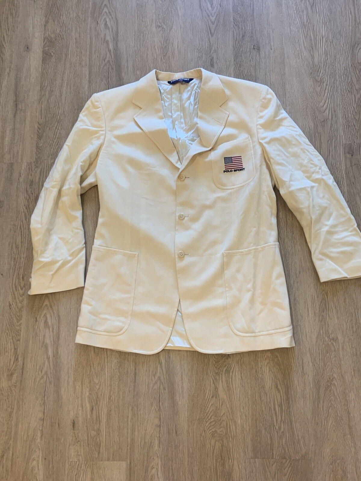 Vintage Polo Sport Sport Jacket - image 2