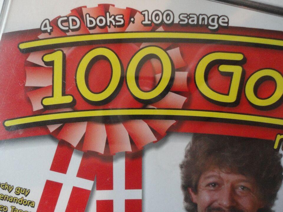 TOMMY SEEBACH: 100 Goe, pop
