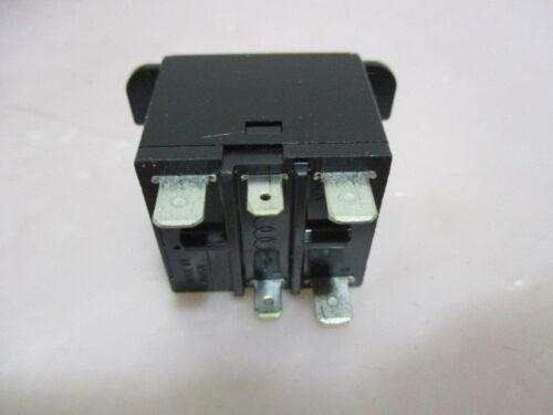 419074 AMAT 1200-01496 G4B-112T1-C-US-RP-24VDC RLY SPDT 25A 24VDC Coil QK-CONN