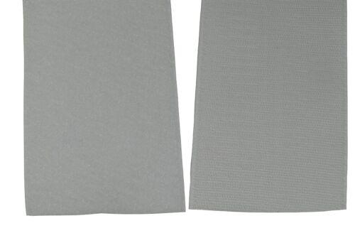 50 40 Resto trozos cinta de velcro 30 semitransparente varios colores 100 mm de ancho gancho