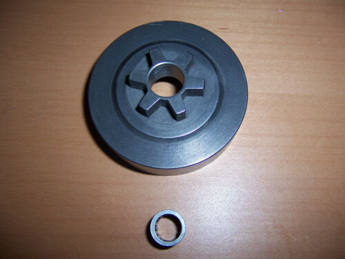motorsäge kettensäge neu Kettenrad+Nadellager passend Mc Culloch 441 438 etc