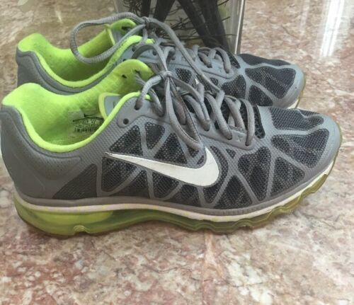 color Nike Zapatillas mujer Max correr para Air deportivas ne verde para H7UqC4wx