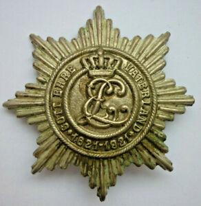 Orden-Guardia-Insignia-de-Regimiento-Inft-Rgt-115-IN-Darmstadt-Art-4756