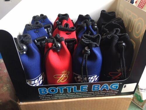 Brand NEW LOT of 12-pcs MIX Bottle Bag for Beer Bottle