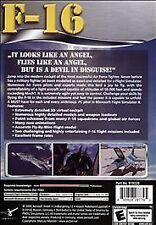 F-16 Fighting Falcon Flight Simulator by