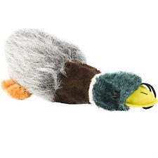 Quietsche Gefüllt Tier Plüsch Hund Welpen Spielzeug Weich Spaß Hupen Duck