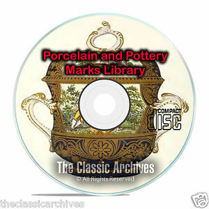 89 books library on pottery porcelain marks asian oriental image is loading 89 books library on pottery amp porcelain marks sciox Image collections
