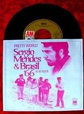 Single Sergio Mendes & Brasil ´66: Pretty World (A&M 210 073) D
