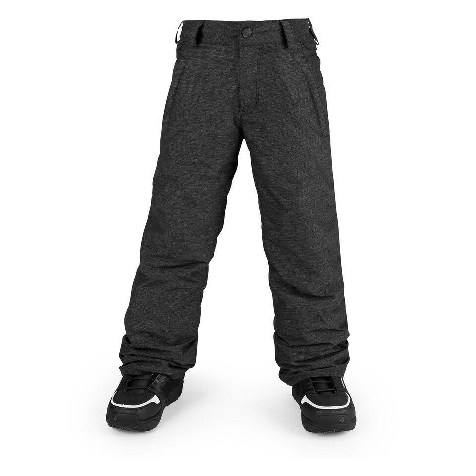 NWT Volcom Boys Explorer Ins Snowboard Pant Pants L Large 12Y Kids 10K oa321