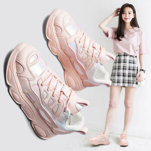 Fashion-Sneakers-Women-Casual-Shoes-Vintage-Platform-Clunky-Dad-Shoes-Gmy-Sports