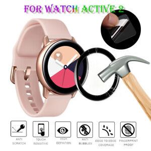 Temperiertes vidrio protector pantalla ver for Samsung Galaxy watch active 2