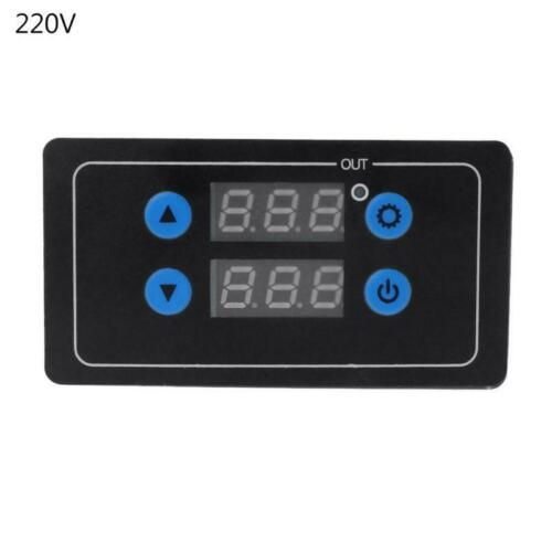 999h Countdown Timer Programmable Cycle Control Module Time Dalay Relay 0.1s