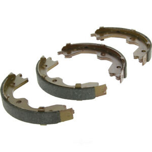 111.07830 Centric Parking Brake Shoes 2-Wheel Set Rear New Coupe Sedan for G35