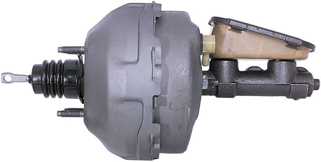 Cardone 50-4222 Remanufactured Power Brake Booster with Master Cylinder