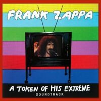 Frank Zappa - A Token Of His Extreme [new Cd] on sale