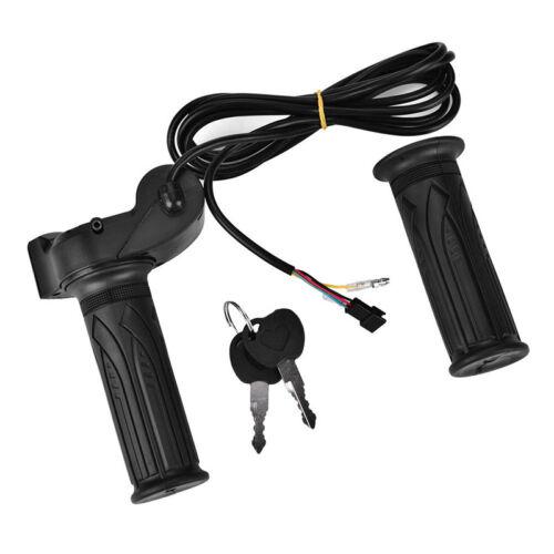 Electirc Scooter E Bike Handlebar 24 36 48 60 72V tools Throttle Control Grip
