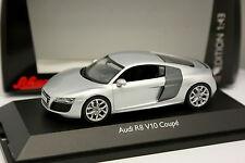 Schuco 1/43 - Audi R8 V10 Silver