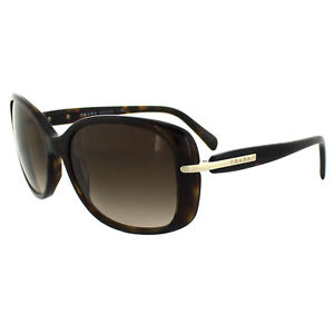 4586d5aec Image is loading Prada-Sunglasses-08OS-2AU6S1-Havana-Brown-Gradient
