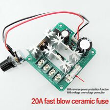 50-220V 25A Pulse Width Modulator PWM DC Motor Speed Governor Controller RC916
