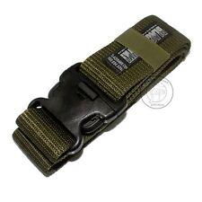1pcs New Olive Drab Tactical 600D Nylon Military Combat Duty Belt