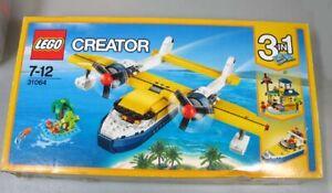 Lego-Creator-31064-mit-OVP-und-Anleitungen-3-in-1-Modelle
