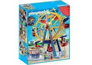 Playmobil City Life - Grande roue 5552 avec éclairage coloré New & Ovp