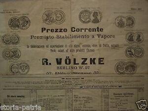 ESSENZE-LIQUORI-COLORI-CHMICA-DISTILLAZIONE-VOLZKE-ANTICA-PUBBLICITARIA-D-039-EPOCA