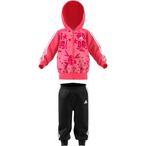 Details zu Neu adidas Performance Baby Trainingsanzug für Jungen 7219391 für Mädchen