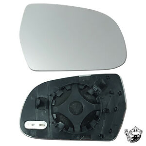 AUDI-A3-DRIVERS-SIDE-WING-MIRROR-GLASS-RIGHT-SIDE-HEATED-2010-2013