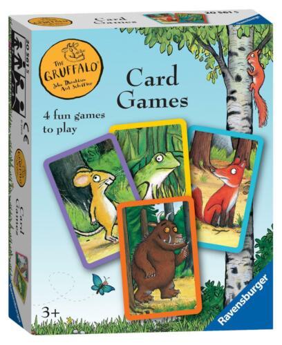 Ravensburger THE GRUFFALO carte jeu jouets puzzles Entièrement neuf sous emballage