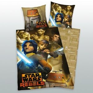 Bettwaesche-Star-Wars-Flanell-Rebels-135x200-80x80-cm
