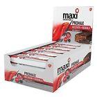 Maxinutrition Promax Lean 1 X12 Nutrition Bars Chocolate