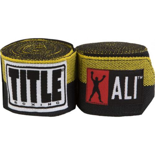 "Title Boxing 180/"" Muhammad Ali Semi-Stretch Handwraps"