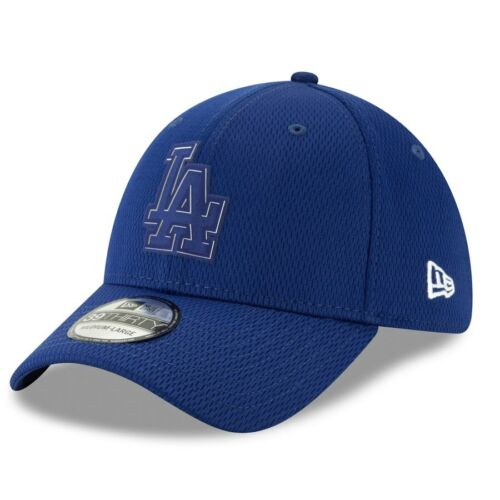 Los Angeles Dodgers New Era Royal 2019 Clubhouse Collection 39THIRTY Flex Hat