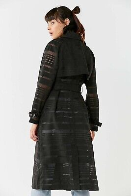 Urban Outfitters UO Black Quilted Liner Jacket size M RRP £66 BNWT #65