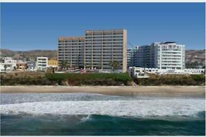 Departamento en Costa, vista espectacular al mar, acceso a la playa.