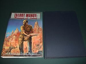 Talbot-Mundy-Messenger-of-Destiny-Compiled-Donald-Grant-Signed-by-Grant-1st
