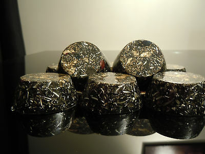 16 Orgone Energy 23k Gold Towerbusters Radiation Protector Shungite Tourmaline