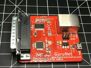 GuruNet-network-card-for-Amiga-Computers