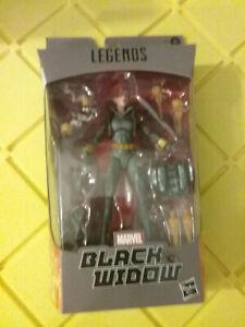 Hasbro Marvel Legends Series Black Widow - Walmart Exclusive NEW FREE SHIP US