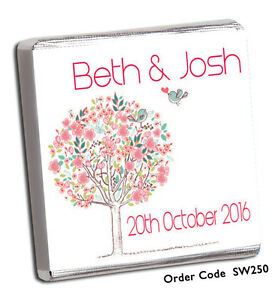 50-Personalised-Chocolate-Wedding-Favours-Huge-Selection-or-Design-your-own