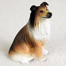 COLLIE (SABLE) TINY ONES DOG Figurine Statue Pet Gift Resin
