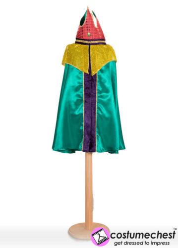 Childrens Girls Boys King II Balthazar Nativity Robe by Pretend To Bee