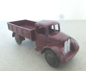 Rare camion Dinky Toys d'avant-guerre - Véhicules utilitaires