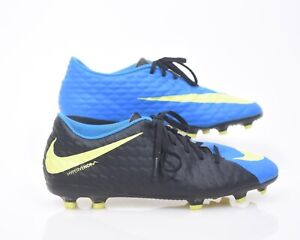 online store cf901 f2003 Details about Nike Hypervenom Phade III FG Men's Soccer Cleat 852547-004  Size 9